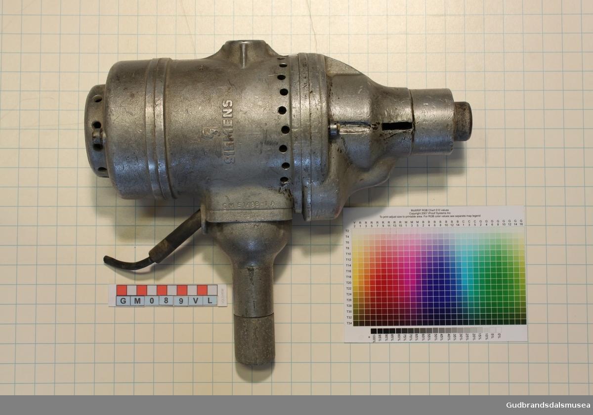 Elektrisk bormaskin, Siemens CM 51498-1A