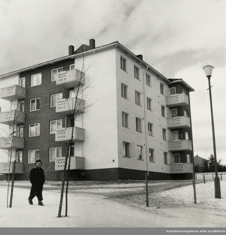 Keyserløkka. 1953