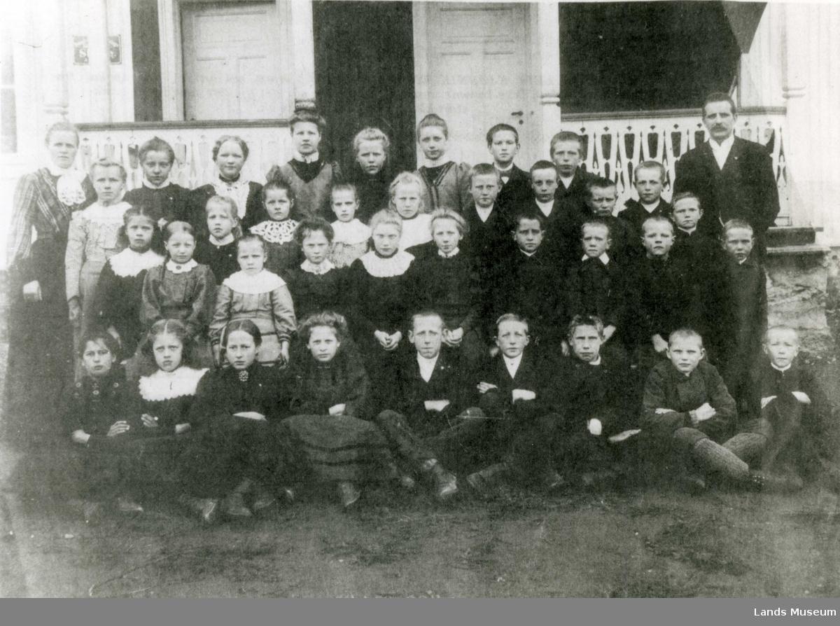 Myrvang skole, Nordsinni