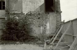 Dokumentation av bastionen Carolus Nonus, Kv Gesällen 2 i sa