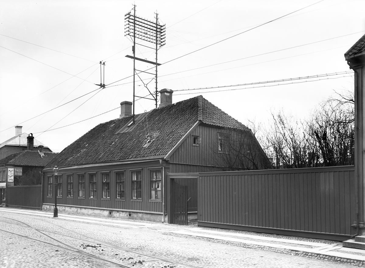 Ulfsparrerska huset vid Östra Storgatan 74 i Jönköping.