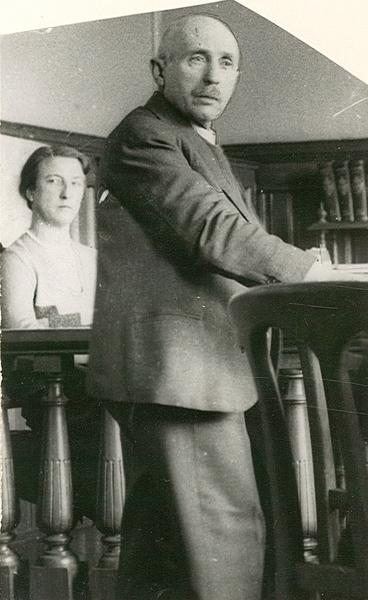 Rød, Otto Reinhardt (1877 - ?)