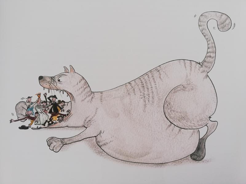 Illustratør Kjersti Vatnan Ekman