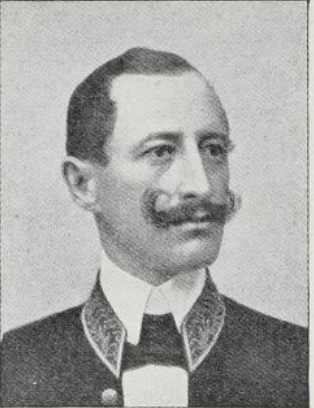 Norsk offiser i  Fristaten Kongo 1894-1900, konsul for Kongostatene og direktør for gummiselskap i Fransk Kongo