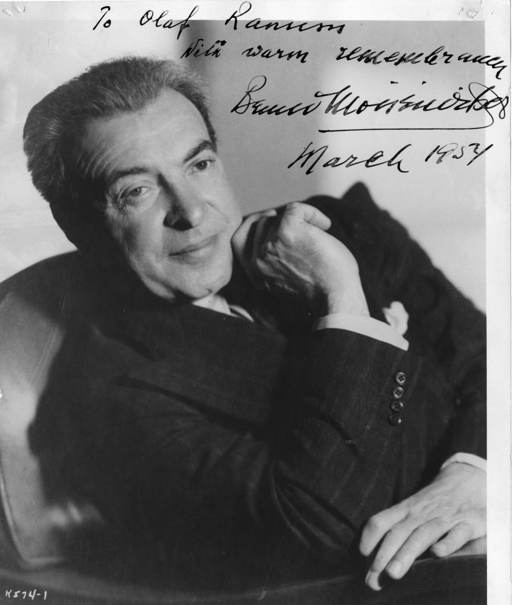 Moiseiwitsch, Benno (1890 - 1963)