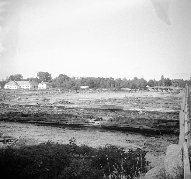 Bro över Dalälven.