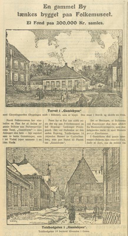 Morgenbladet 1916