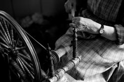 Spinning, rokk, Liv i stuene (Foto/Photo)
