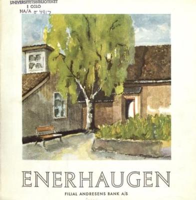 Enerhaugen litteratur 3. Foto/Photo