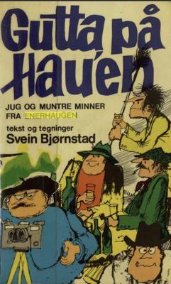Enerhaugen litteratur 2. Foto/Photo