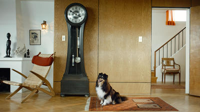RAGNAR KJARTANSSON, Scenes From Western Culture, Dog and Clock, 2015. Single-channel video with sound. 19 minutes. Edition of 6 plus 2 artist's proofs. Courtesy of the artist, Luhring Augustine, New York and i8 Gallery, Reykjavik. (Foto/Photo)