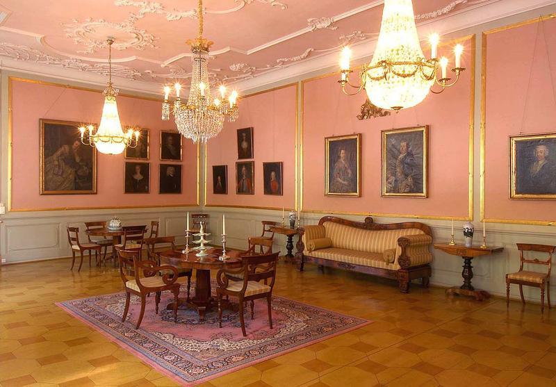 Kursalen i Stiftsgården. Foto: Jette Petersen (Foto/Photo)