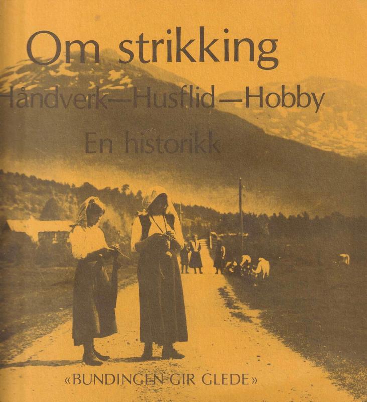 Om strikking (Foto/Photo)