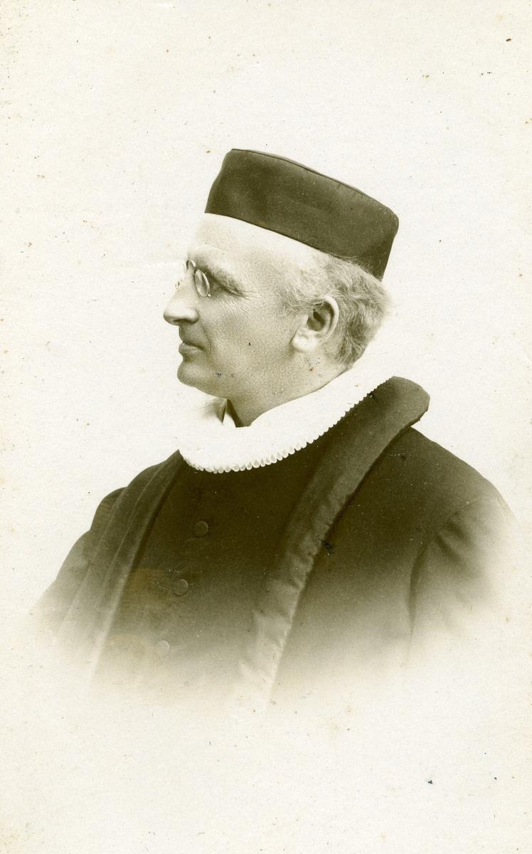 Portrett av G. Johansen