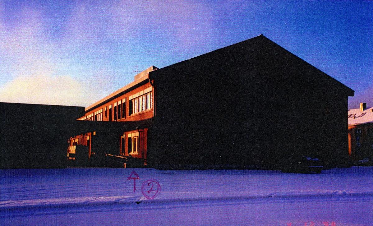 eksteriør, postkontor, 7800 Namsos