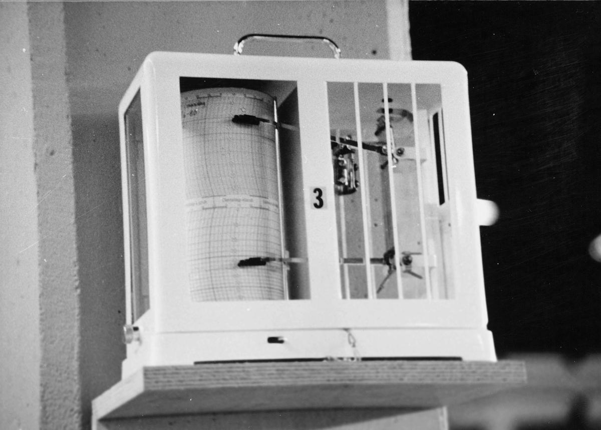 utstilling, Norwex 80, termohygrograf