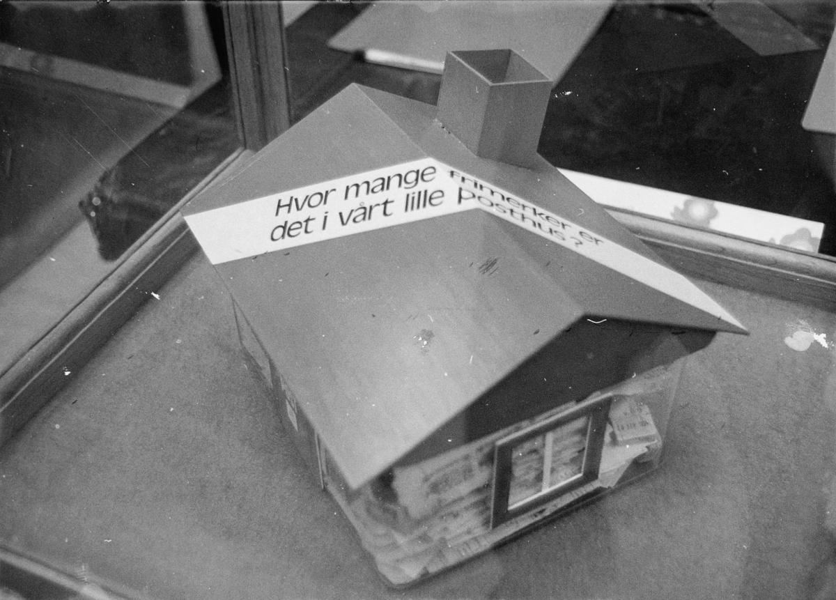 markedsseksjonen, Frimerkets dag '73, Postmuseet, utstilling, 9.-21. oktober, frimerker