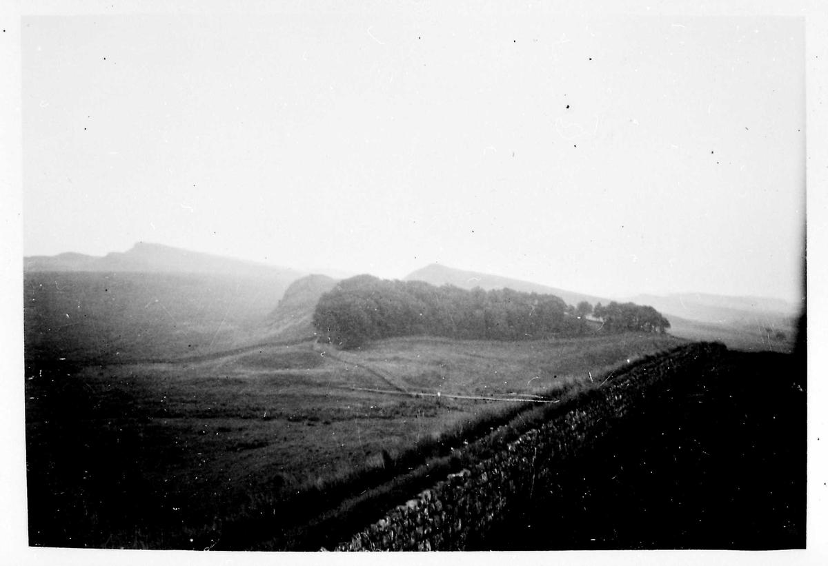 Landskap, Hadrians mur