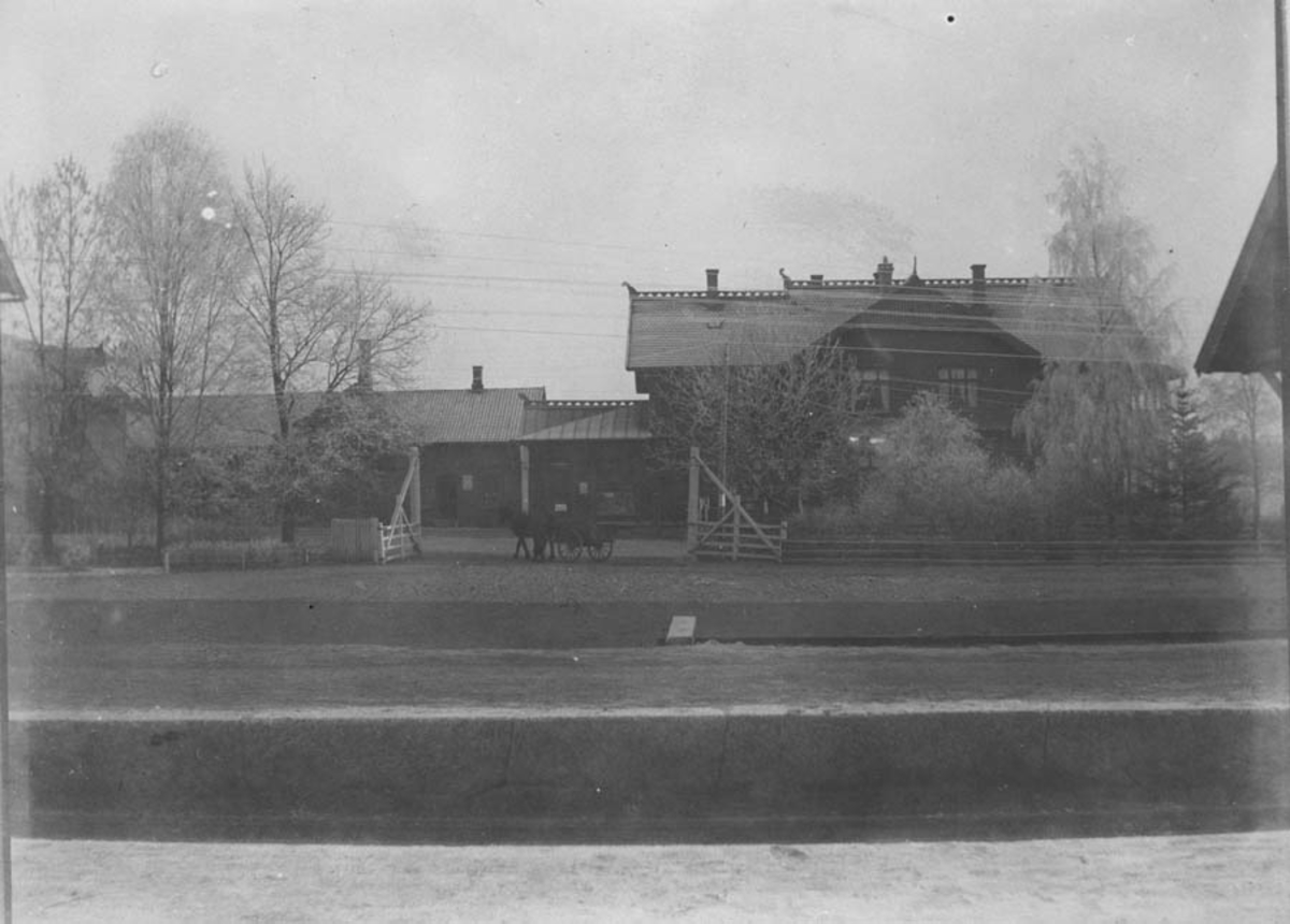 Vanaheim fra stasjonen.