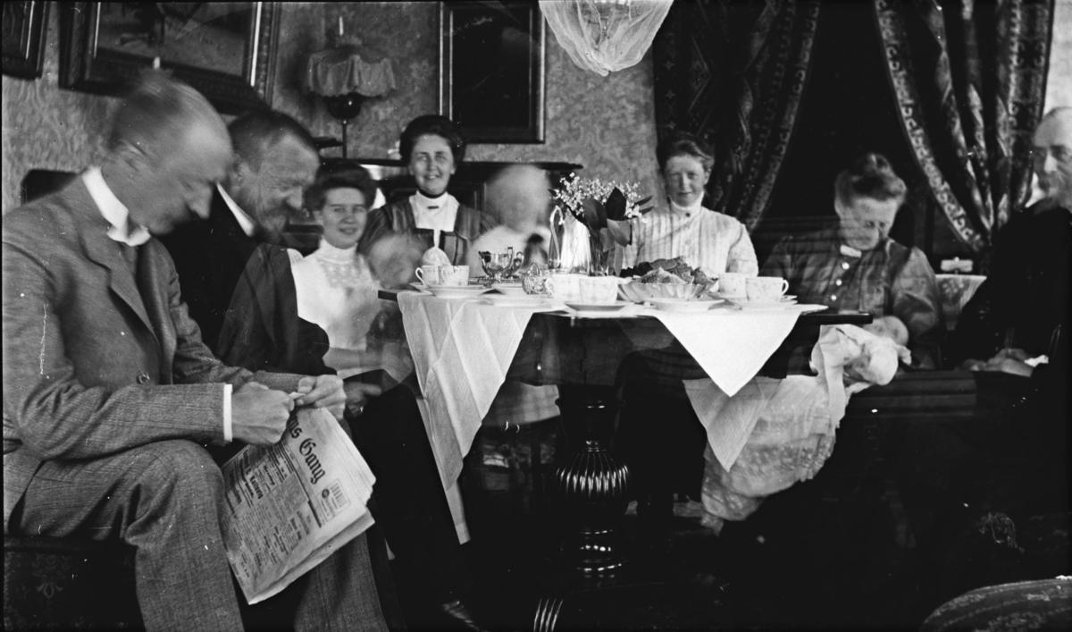 1.1. 1909 - Belsjøveien