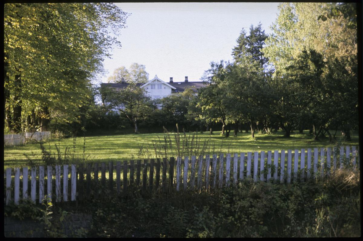 stort hvit gård, Bærum