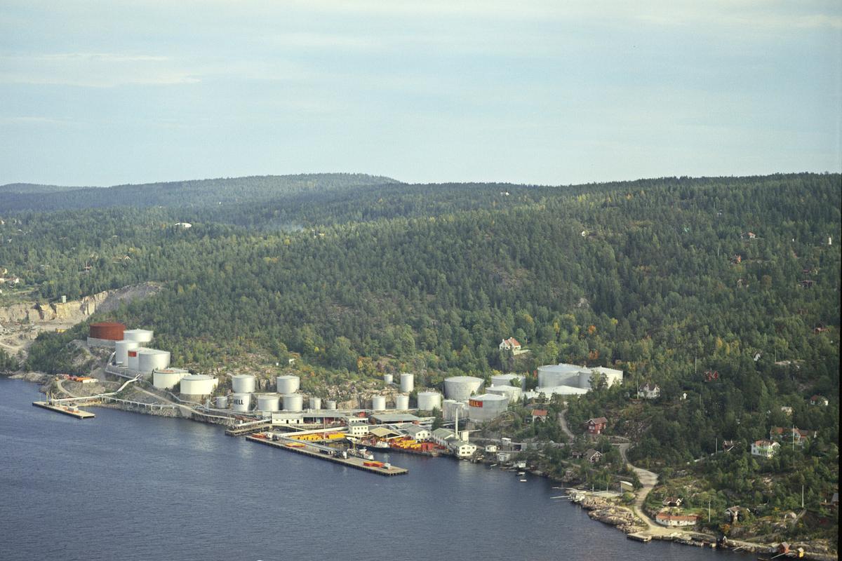NORSKE SHELL TANKANLEGG