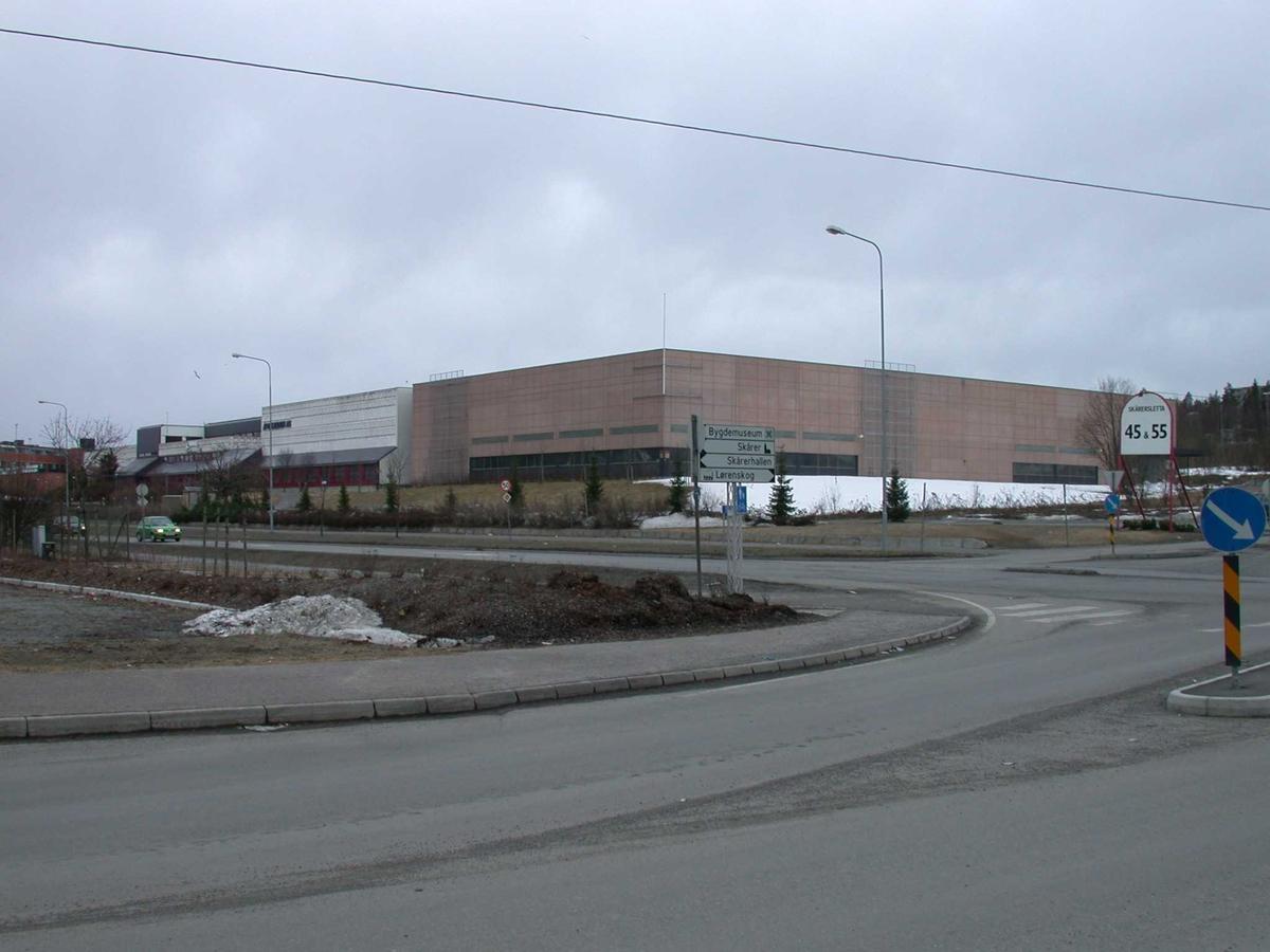 Tandbergbygget Fotovinkel: SV