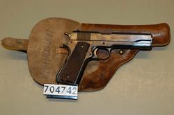 Pistol .45 ACP Colt M1911A1