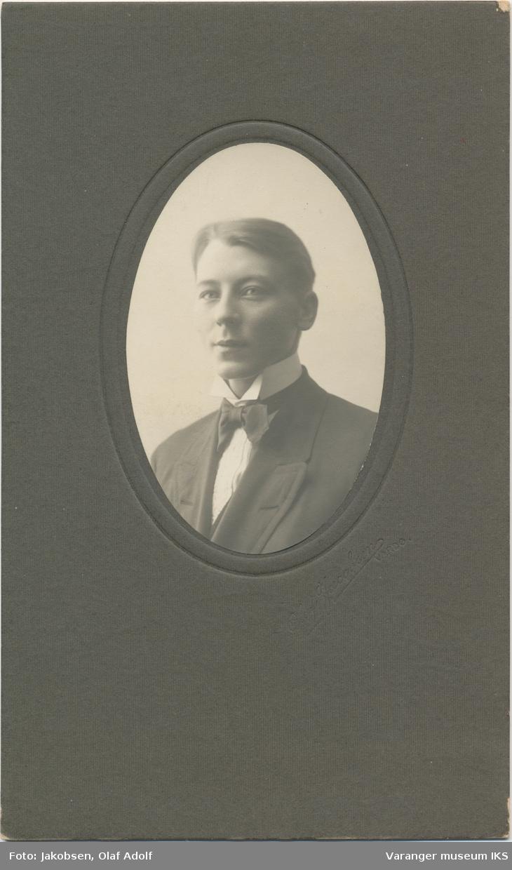 Portrett, mann
