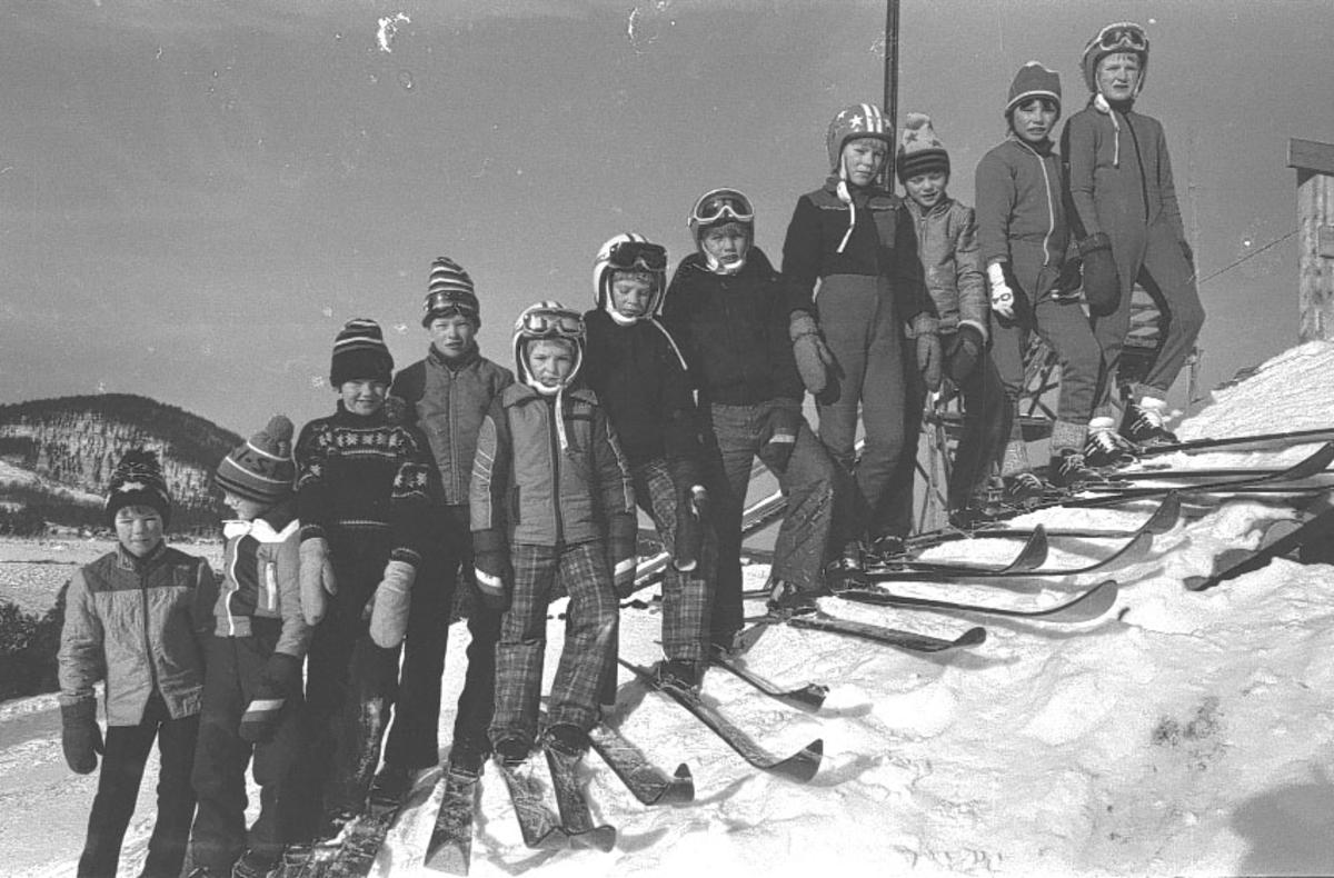 Folldal, Dalholen, Skitalenter, Hoppbakke, Hoppere
