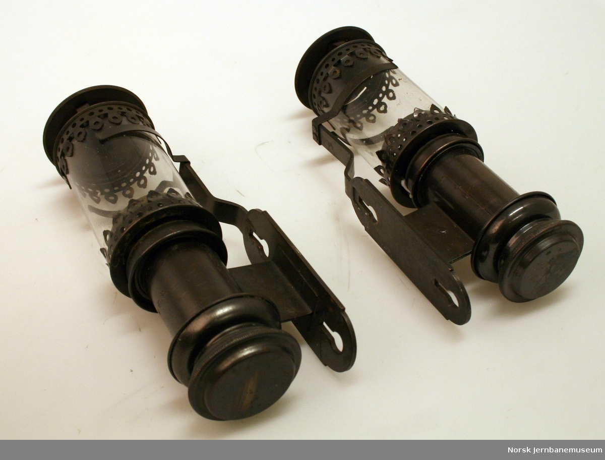 Nødlyslampe for personvogn - lampe for vokslys 2 stk. JM8050-1 og -2