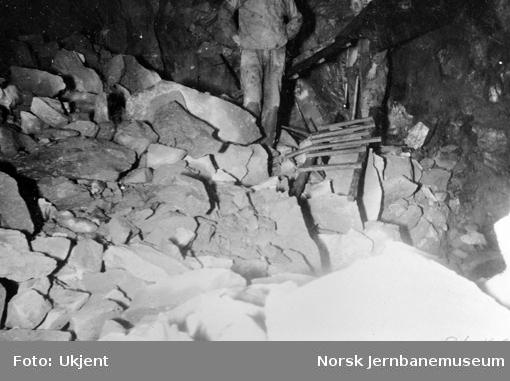 Stuff i Bergsund tunnel