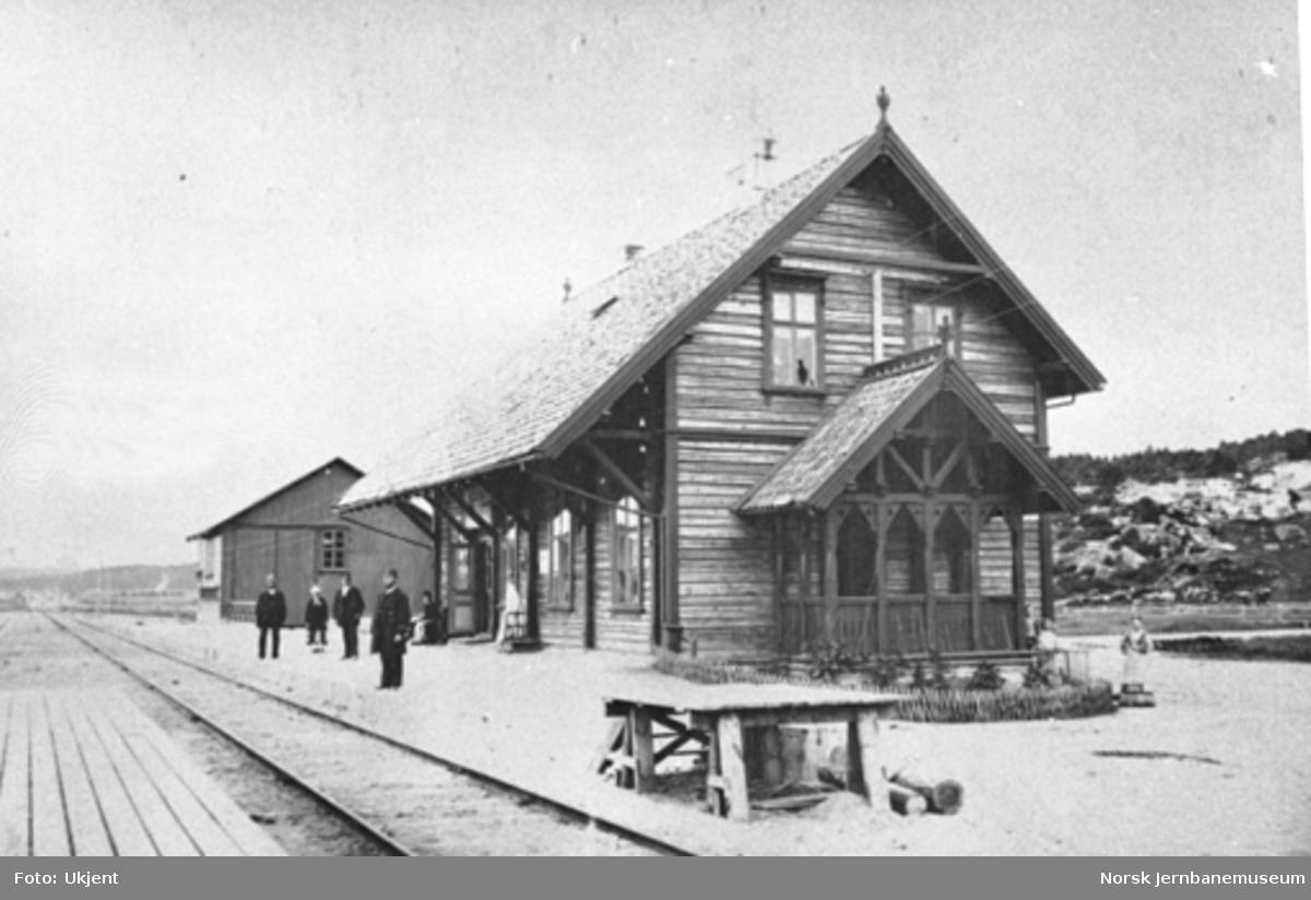 Skjeberg stasjon