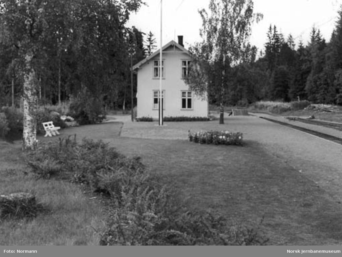 Bjørnerud stasjon