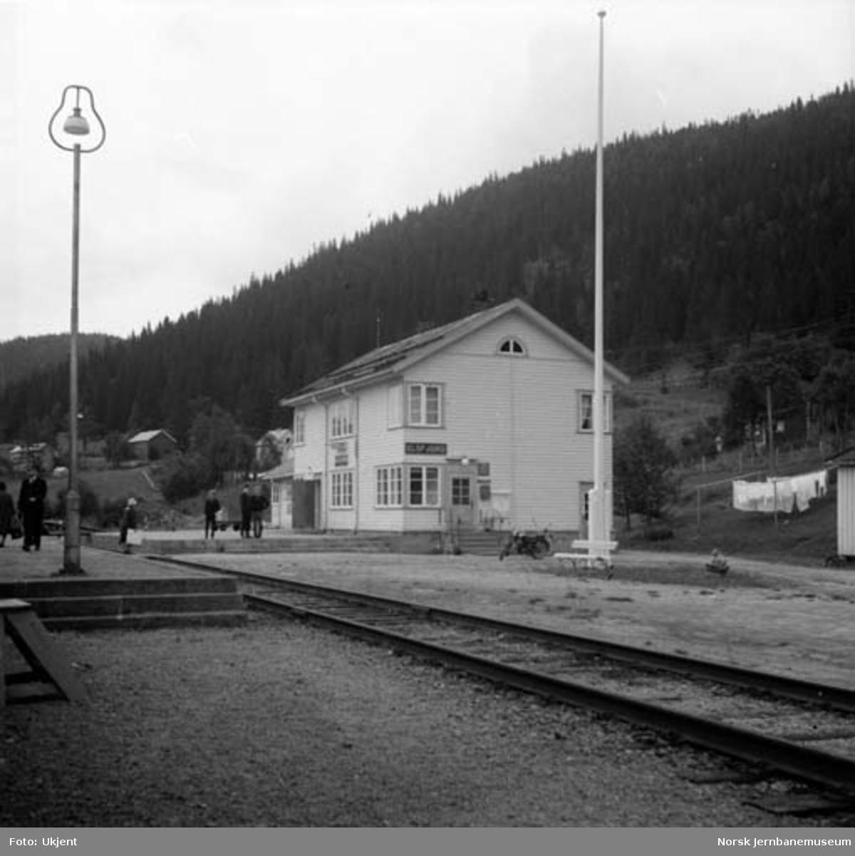 Elsfjord stasjon