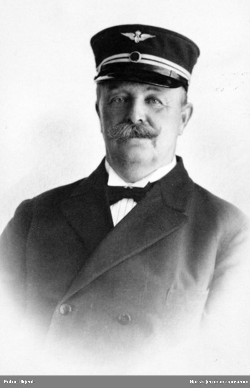 Portrett av Chr. Digerud