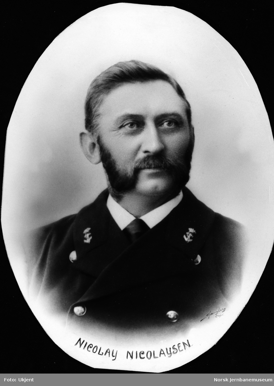 Kaptein Nicolay Nicolaysen