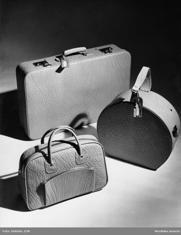 Lädermarknad 1949.