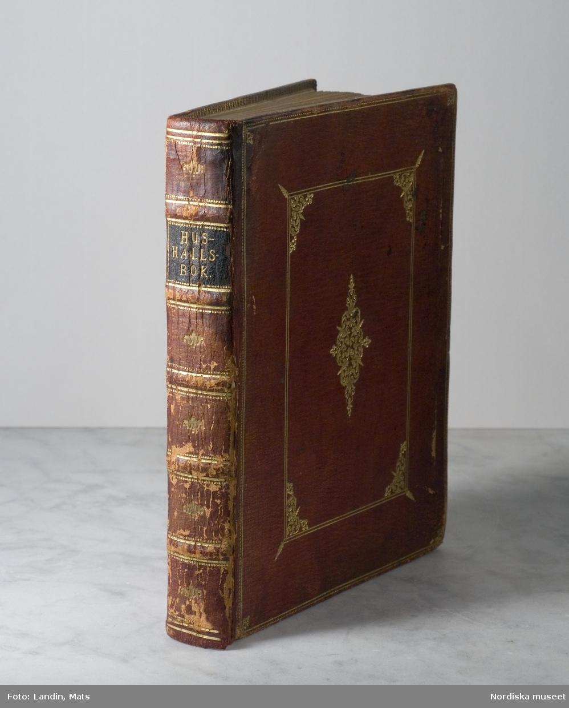 """""""Märta Stures Hushållsbok 1739"""""""