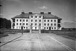 Kronikerhemmet, senare Tunåsens sjukhus, kvarteret Inge, Sty