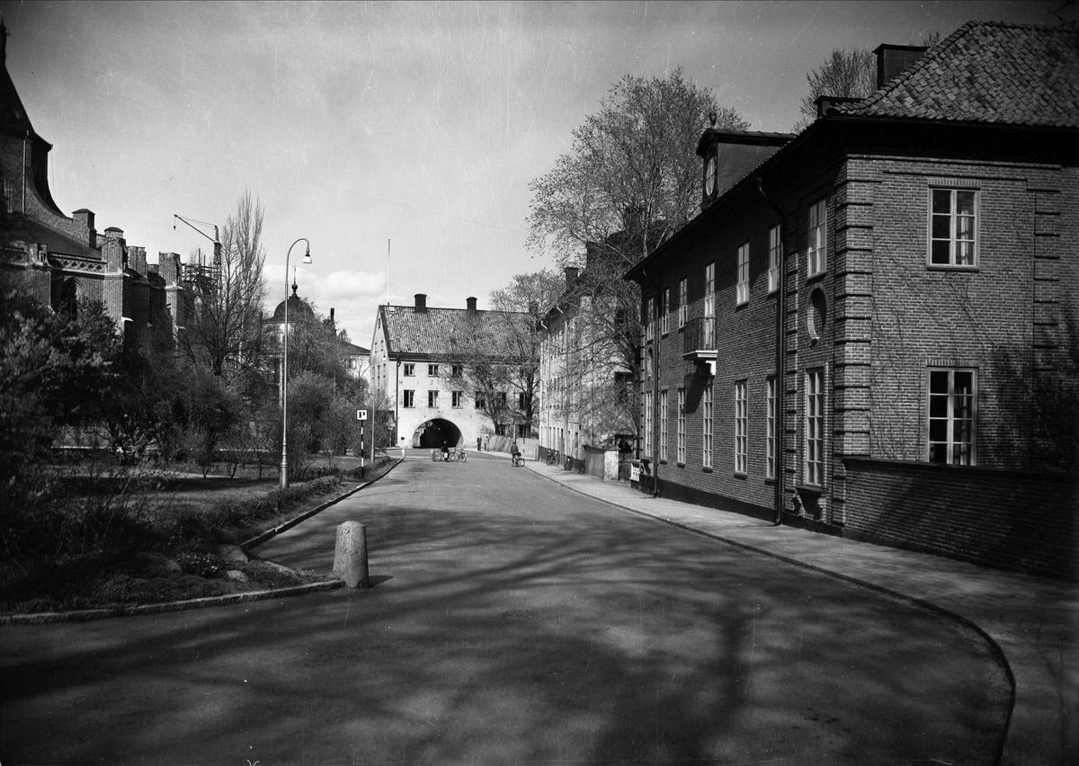 Värmlands nation vid Riddartorget, Uppsala