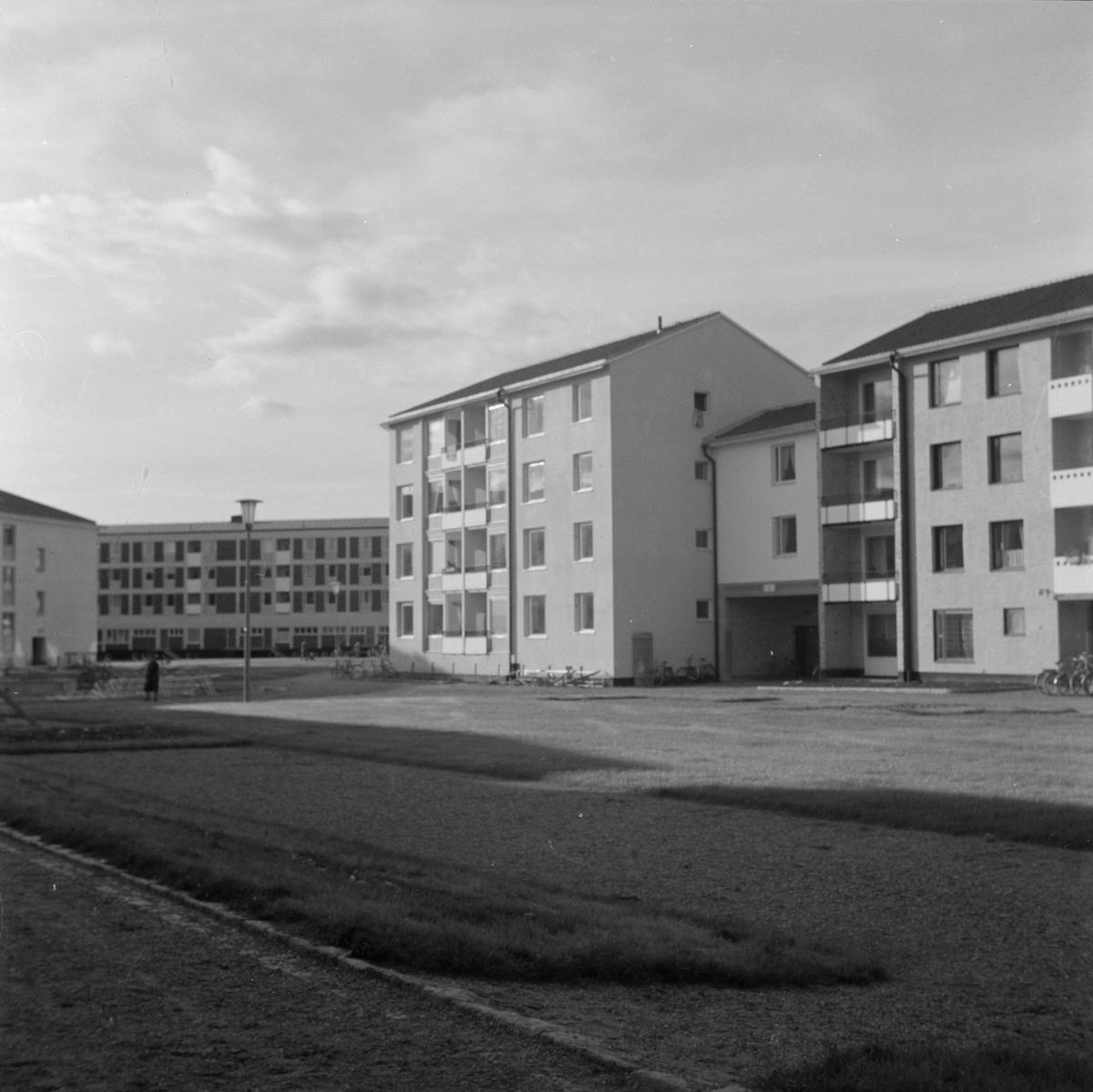 Flerbostadshus, Sala backe i Uppsala