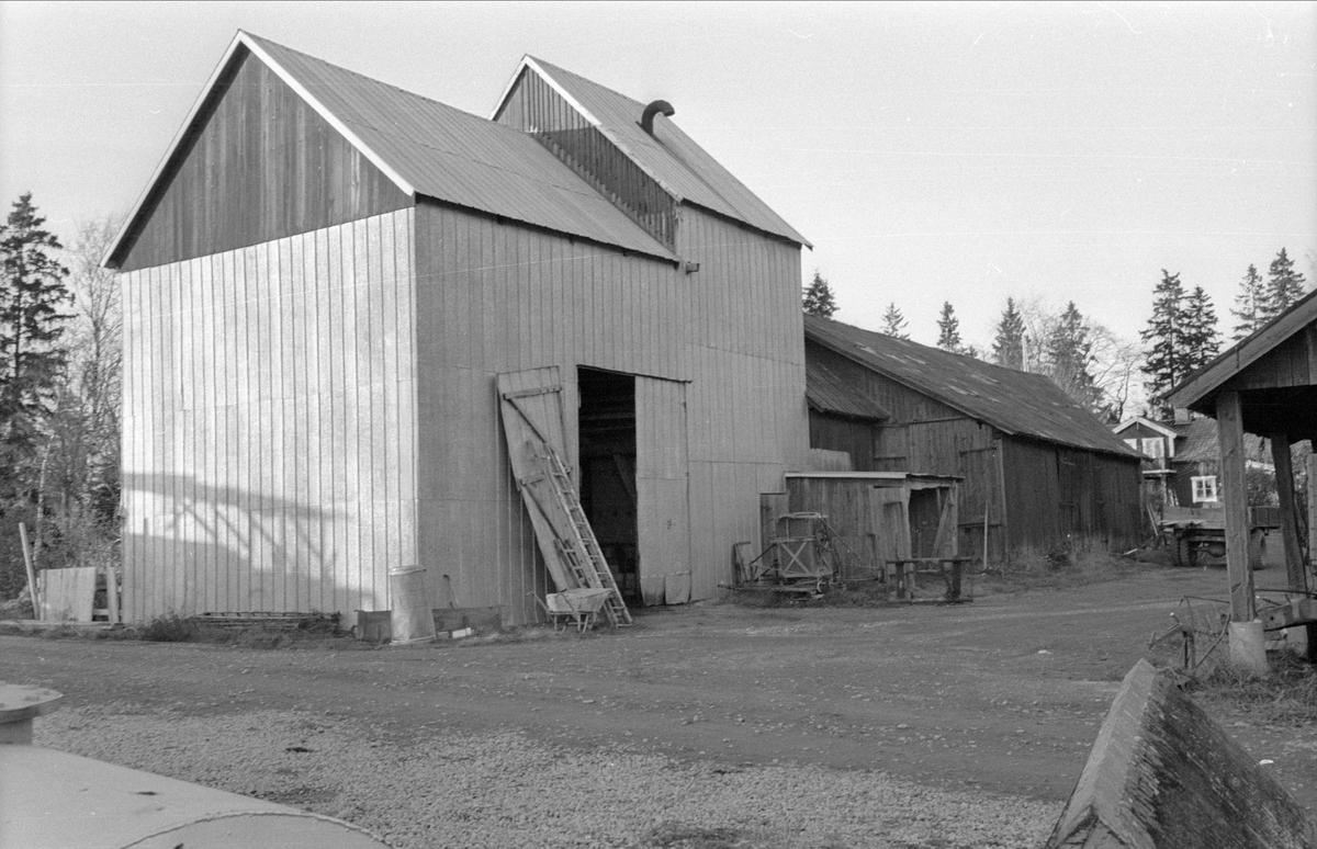 Tork och lada/svinhus, Gamla Uppsala 79:23, Bredåker, Gamla Uppsala socken, Uppland 1978