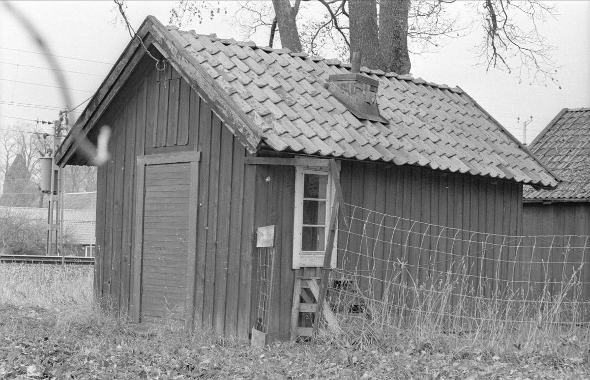 Bod, Komministergården, Gamla Uppsala 21:55, Gamla Uppsala, 1978