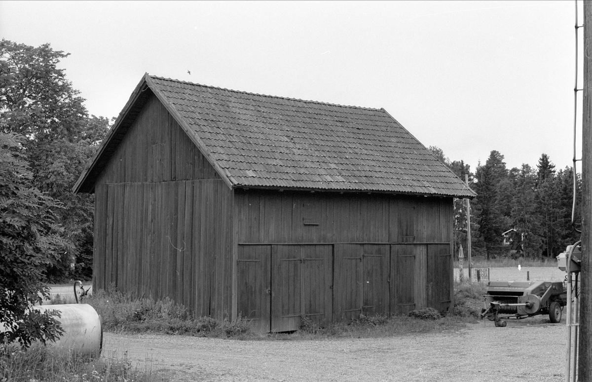Vagnslider, Bärby 10:5, Bärby, Funbo socken, Uppland 1982