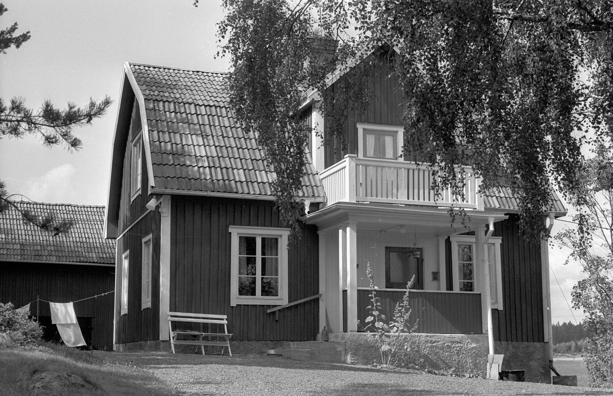 Bostadshus, Stensjö, Karby 3:6, Rasbo socken, Uppland