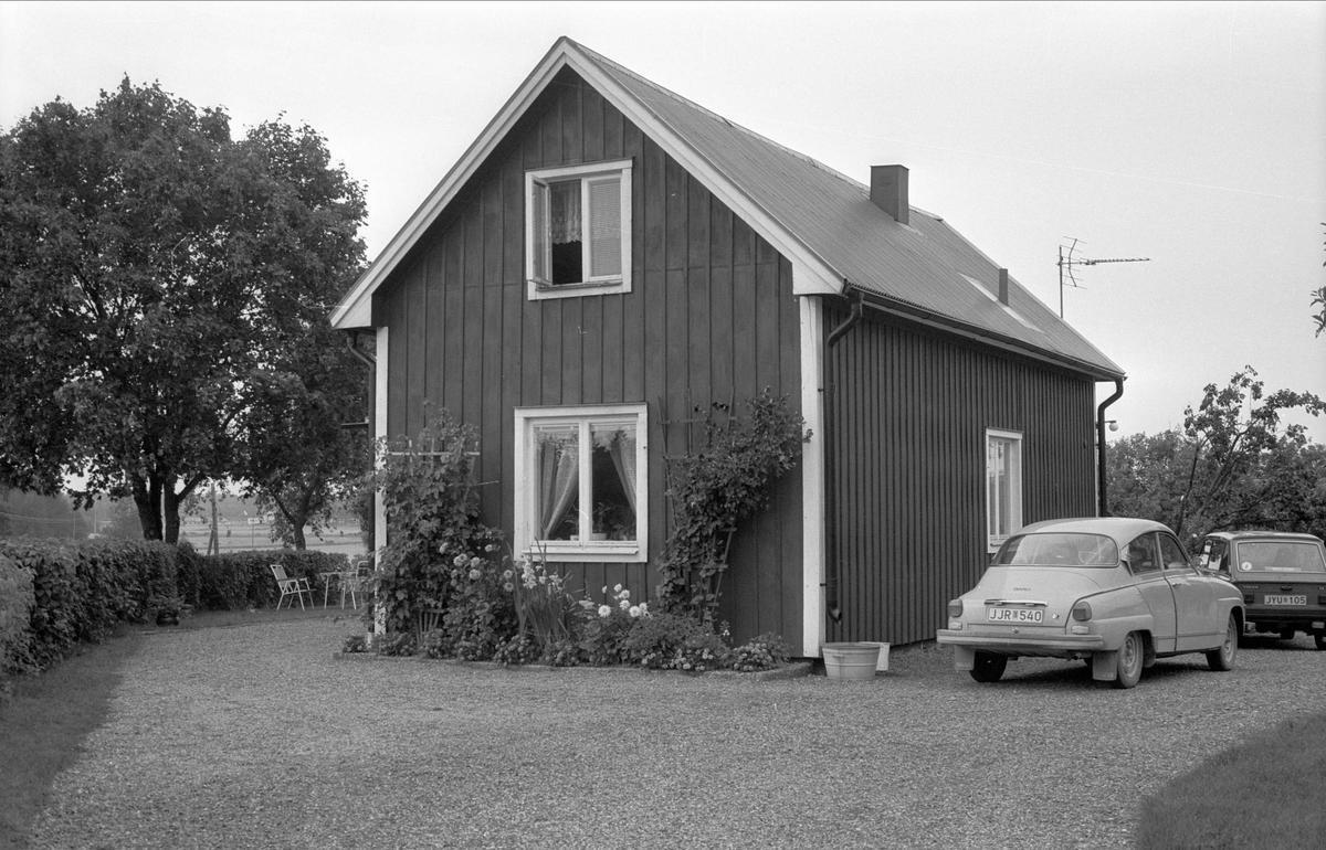 Bostadshus, Lejsta 6:4, Rasbo socken, Uppland 1982