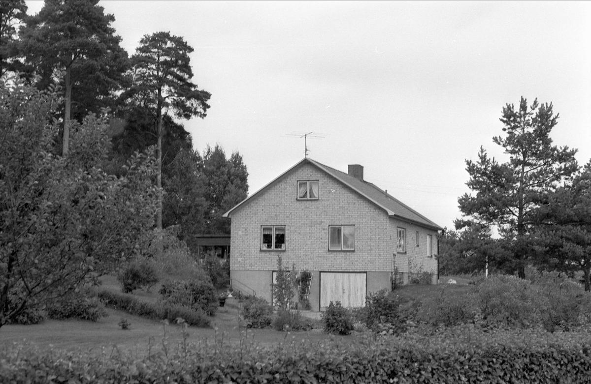 Bostadshus, Lejsta 6:15, Rasbo socken, Uppland 1982