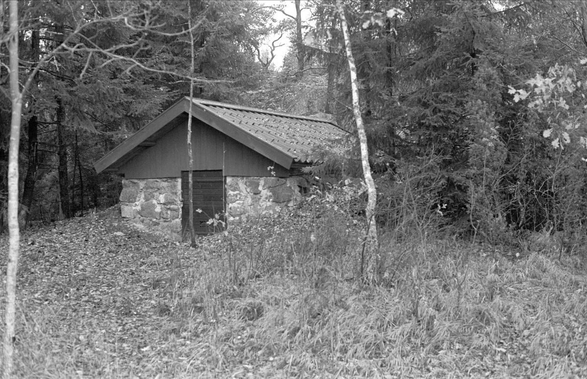 Källare, Persborg, Dalby socken, Uppland 1984
