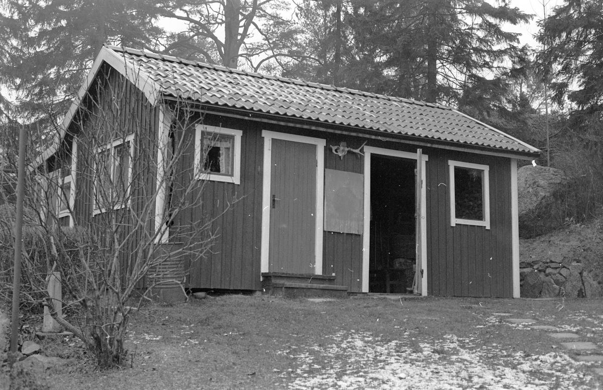 Uthus, Forsbacka, Hagby-Forsa 1:31, Forsa, Hagby socken, Uppland 1985